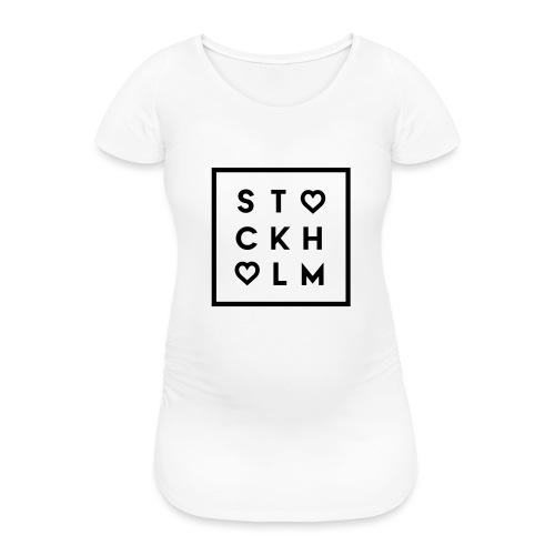 STOCKHOLM - Gravid-T-shirt dam