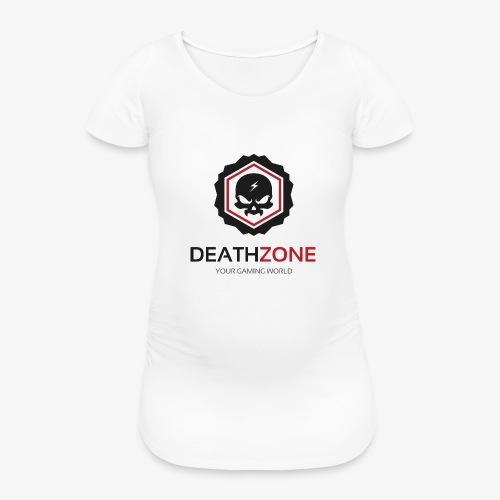 DeathZone Logo Avatar - Koszulka ciążowa