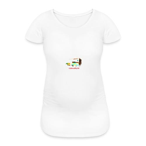 maerch print ambulance - Women's Pregnancy T-Shirt