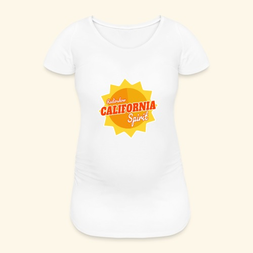 California Spirit Radioshow - T-shirt de grossesse Femme
