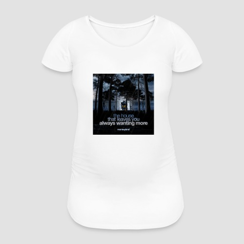 The House - Women's Pregnancy T-Shirt