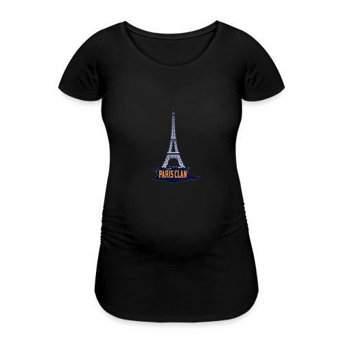Paris Eiffel - Women's Pregnancy T-Shirt