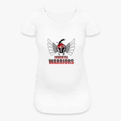 The Inmortal Warriors Team - Women's Pregnancy T-Shirt