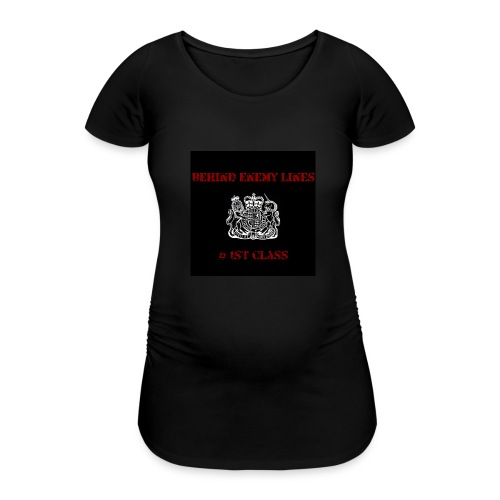 Front - Women's Pregnancy T-Shirt