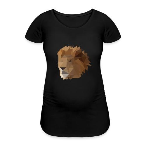 Löwe - Frauen Schwangerschafts-T-Shirt