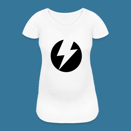 BlueSparks - Inverted - Women's Pregnancy T-Shirt
