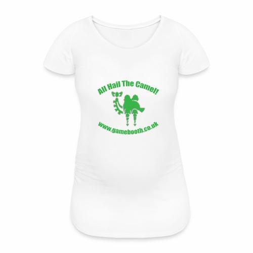 All Hail The Camel! - Women's Pregnancy T-Shirt