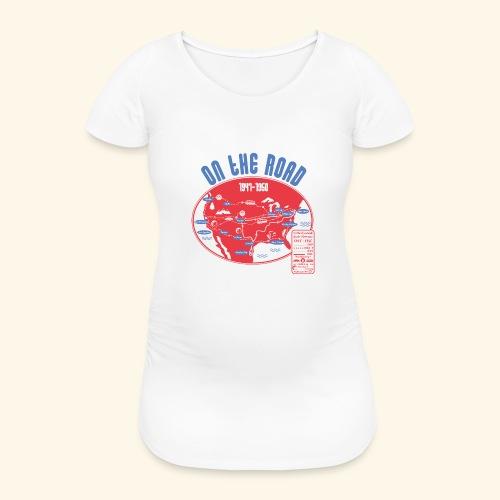 TShirtOntheRoad copy - Camiseta premamá
