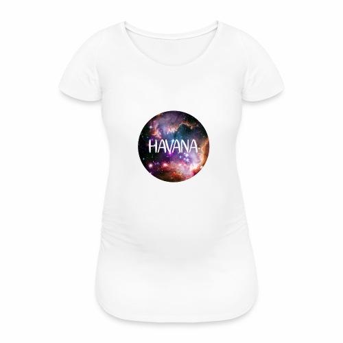 HavanaKosmos - Frauen Schwangerschafts-T-Shirt