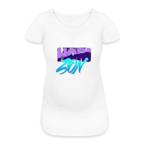 Horizon - T-shirt de grossesse Femme