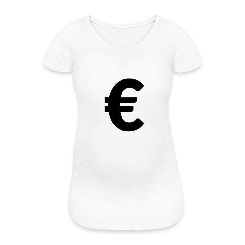 EuroBlack - T-shirt de grossesse Femme