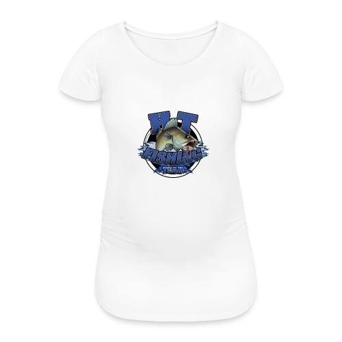 HT Fishing Team - Naisten äitiys-t-paita