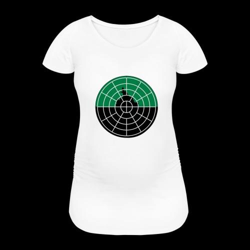 U-Boot Periskop - Frauen Schwangerschafts-T-Shirt