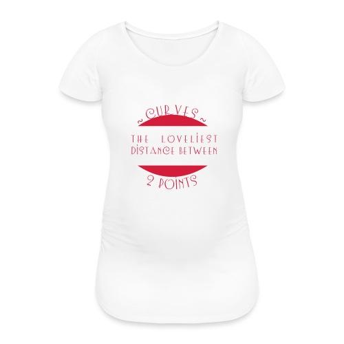 Curves - Naisten äitiys-t-paita