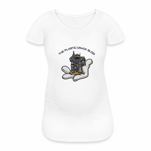 Plastic Crack Blog - Women's Pregnancy T-Shirt