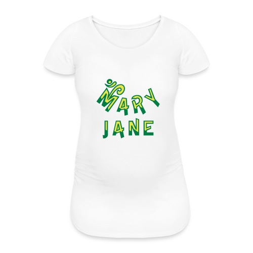 Mary Jane - Women's Pregnancy T-Shirt