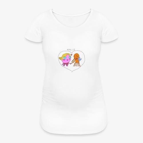 les meilleurs amis - T-shirt de grossesse Femme