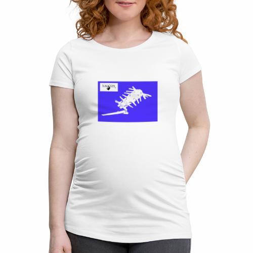 Maus - Frauen Schwangerschafts-T-Shirt