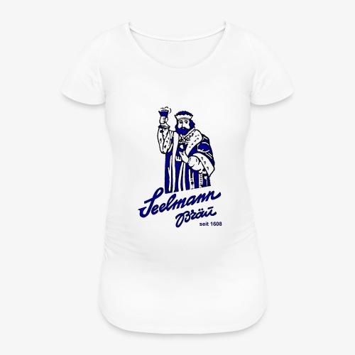 krugNovA2 gif - Frauen Schwangerschafts-T-Shirt