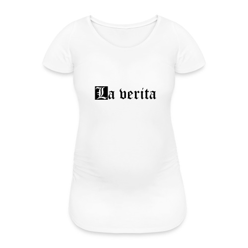 la verita products - Camiseta premamá