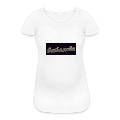RoshaanRa Tshirt - Women's Pregnancy T-Shirt
