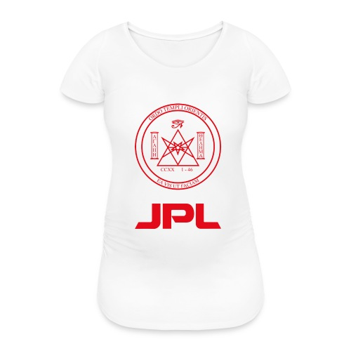 Synical Space - Women's Pregnancy T-Shirt