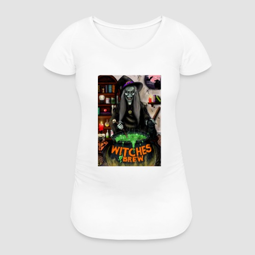 The Witch - Women's Pregnancy T-Shirt