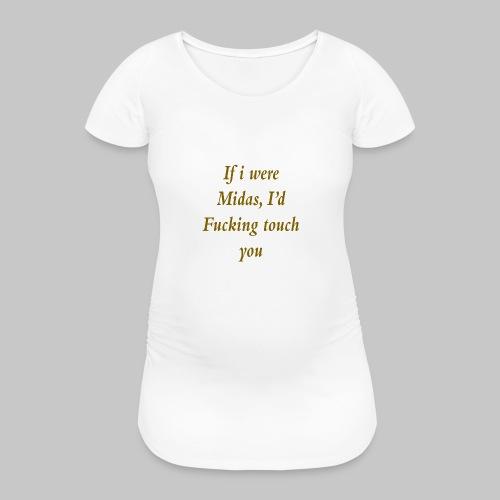 I hate you, basically. - Women's Pregnancy T-Shirt