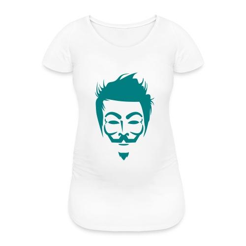 Anonymous Hipster - T-shirt de grossesse Femme