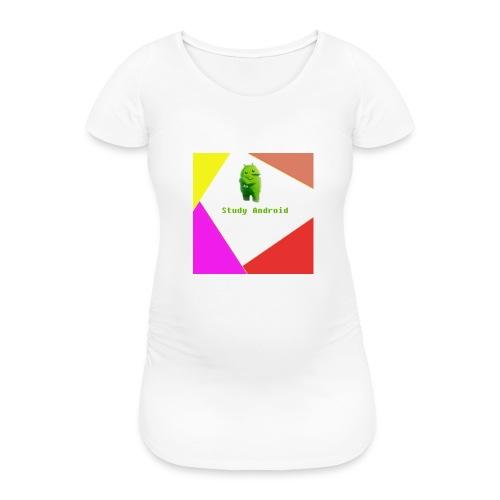 Study Android - Camiseta premamá