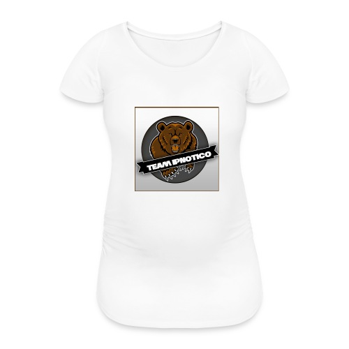 Team Ipnotico - Gravid-T-shirt dam