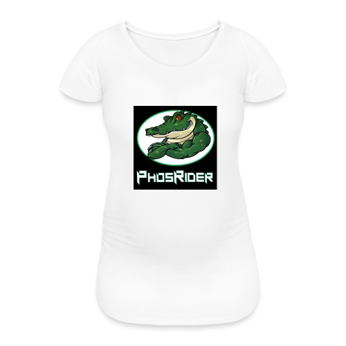 PhosRider - T-shirt de grossesse Femme