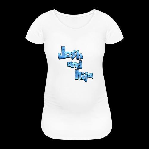 Josh and Ilija - Women's Pregnancy T-Shirt