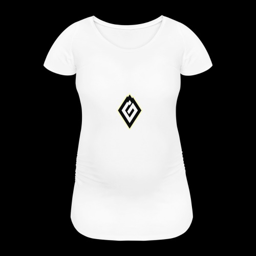logs2 - Women's Pregnancy T-Shirt