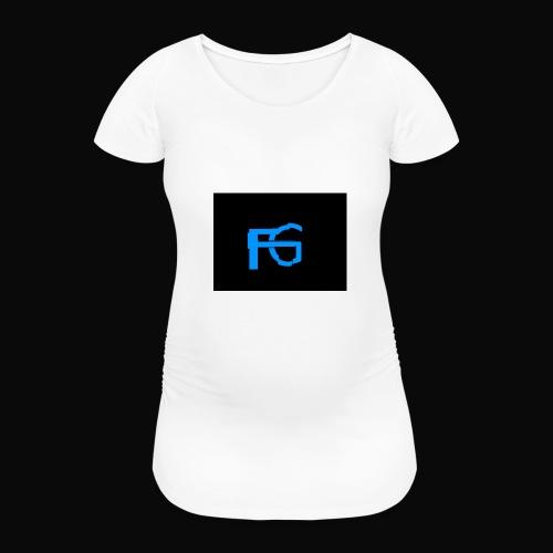 fastgamers - Vrouwen zwangerschap-T-shirt