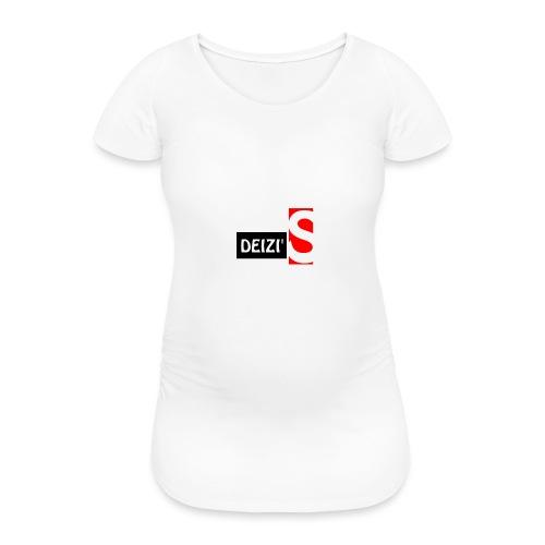 deizis Large Slim - Naisten äitiys-t-paita