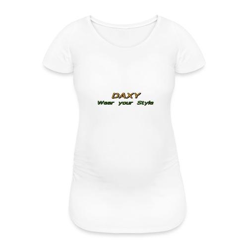 Herren Sixpack Shirt von DAXY - Frauen Schwangerschafts-T-Shirt