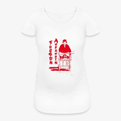 BabyCart (Shogun Assassin) by EglanS. - T-shirt de grossesse Femme