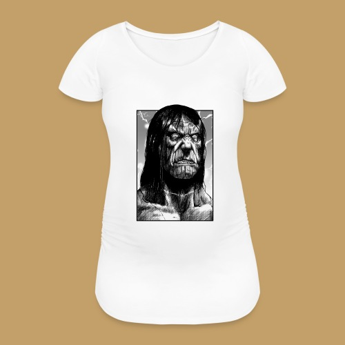 Frankenstein's Monster - Koszulka ciążowa