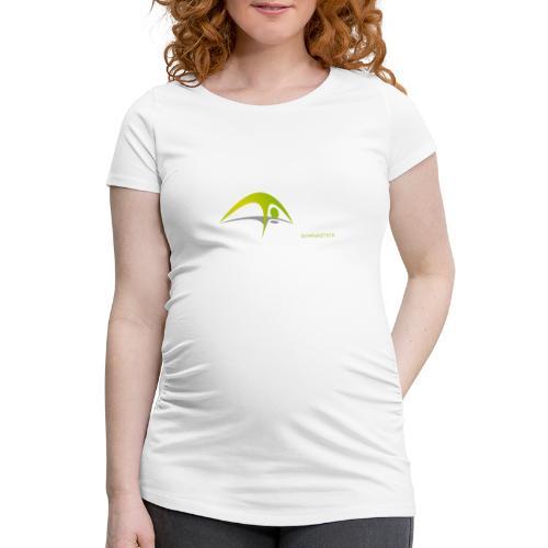 NFF Gymnastics - Frauen Schwangerschafts-T-Shirt