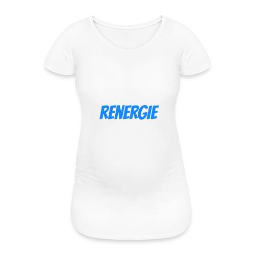 cap renergie - Vrouwen zwangerschap-T-shirt