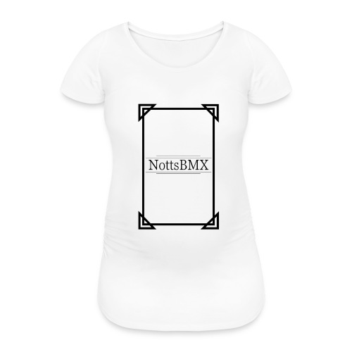 SQUAREFRAME - Women's Pregnancy T-Shirt