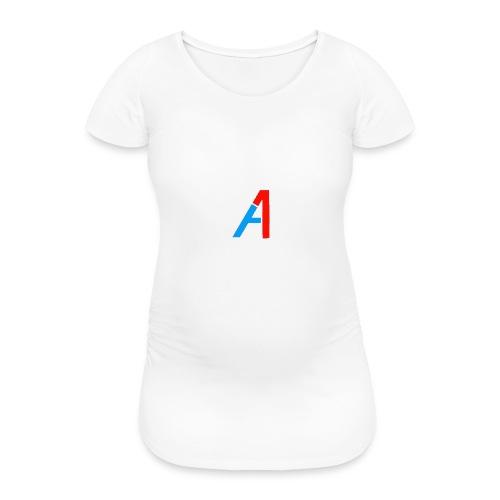 A1 Merch - Frauen Schwangerschafts-T-Shirt