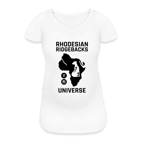 RRU - Gravid-T-shirt dam