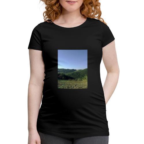 Panorama - Maglietta gravidanza da donna