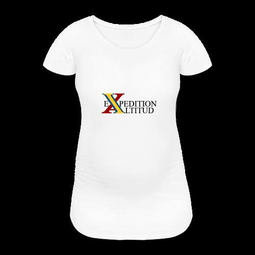 Expedition Altitud - Gravid-T-shirt dam