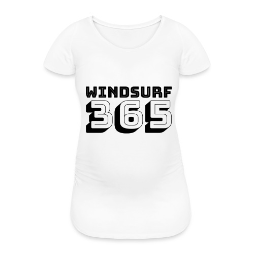 Windsurfing 365 - Women's Pregnancy T-Shirt