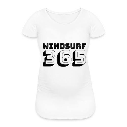 Windsurfing 365 - Women's Pregnancy T-Shirt