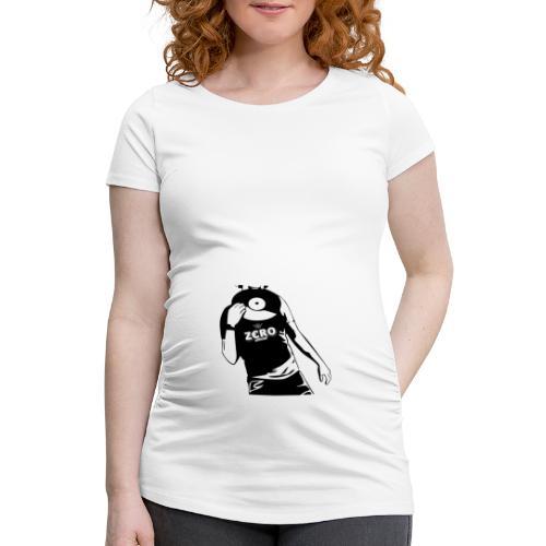 F@ck me I am a Dj - Women's Pregnancy T-Shirt