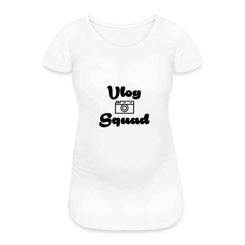 Vlog Squad - Women's Pregnancy T-Shirt